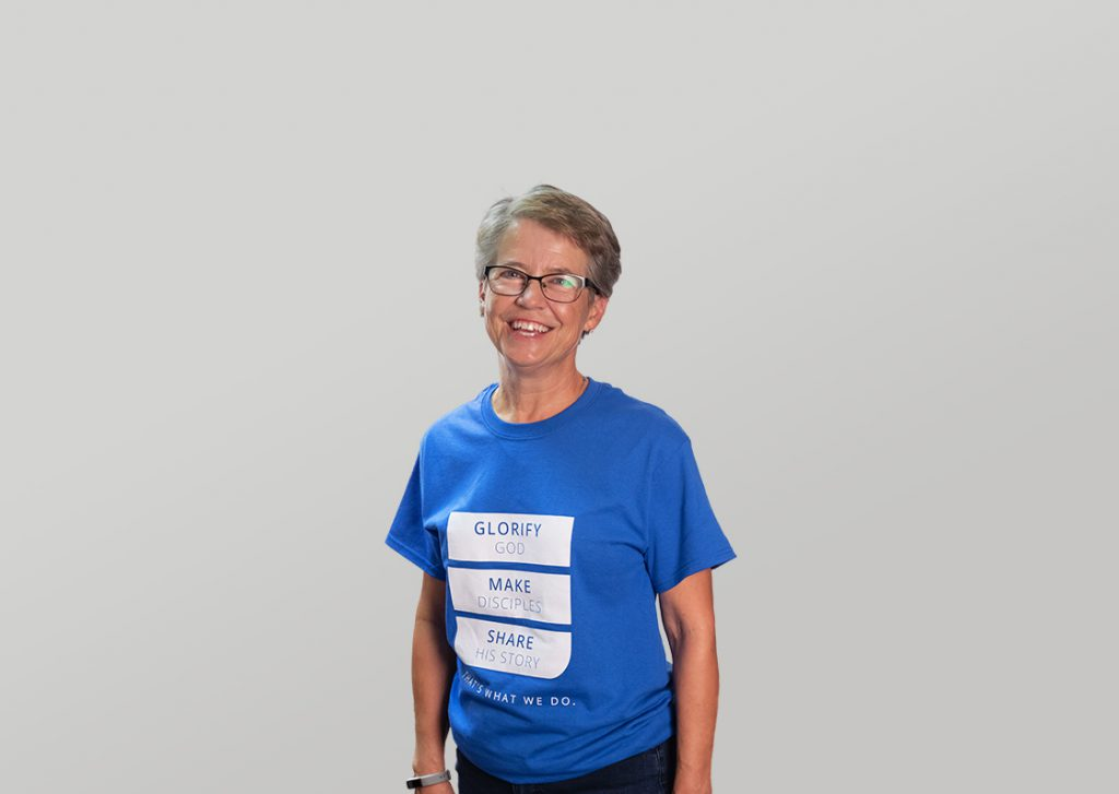 Donna McKinney | discipleship.salem-bc.org