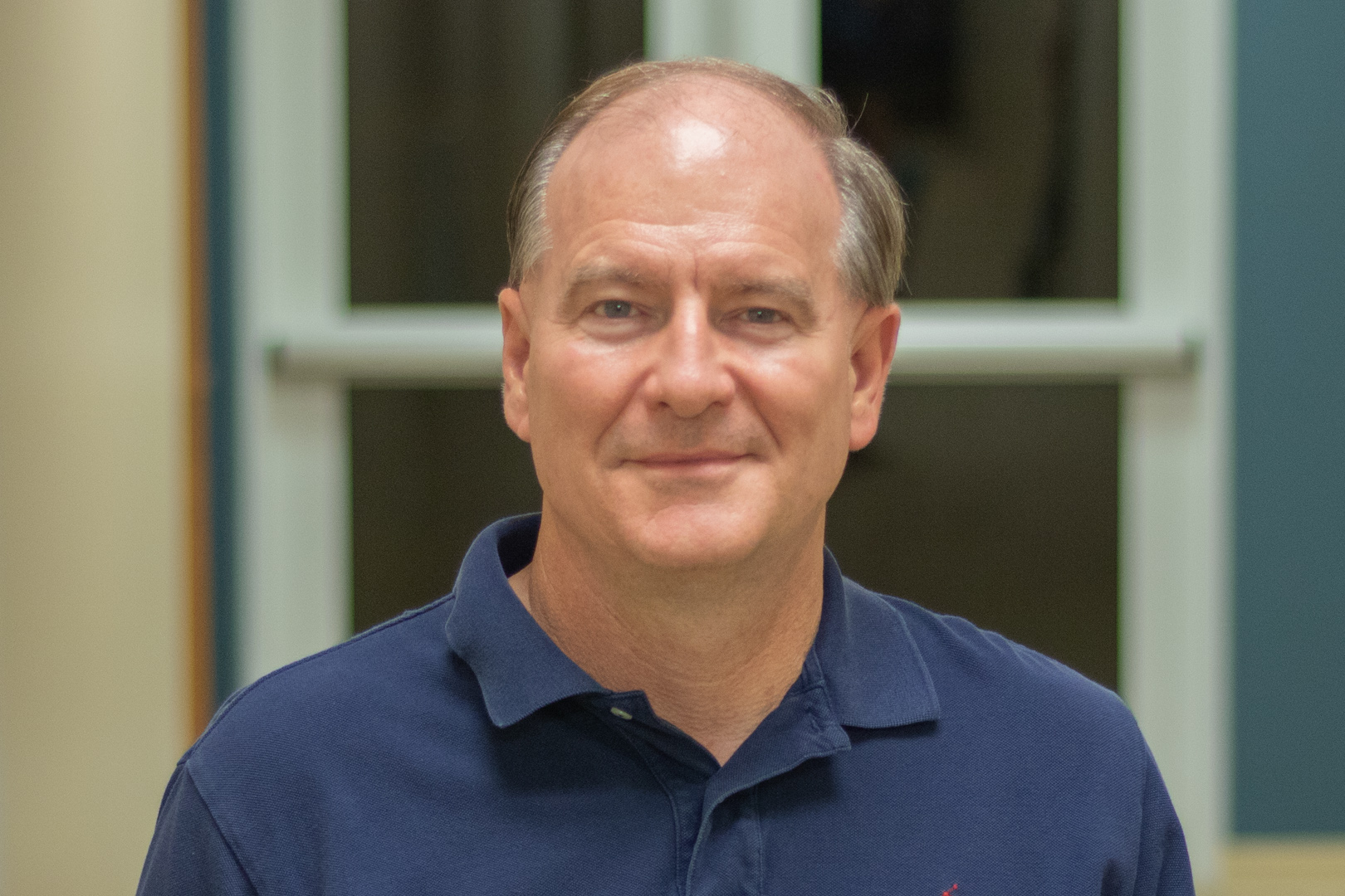 Photo of Mark Russell